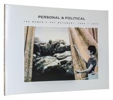 2002 Personal and Political: The Women's Art Movement, 1969-1975 Book