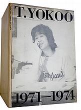 1974 Tadanori Yokoo 1971-1974 Book