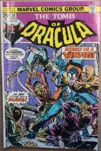 1974 Tomb of Dracula #30 Book