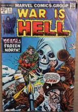 1974 War is Hell #11 Book