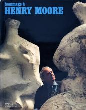1972 XXe Siecle Hommage a Henry Moore Mourlot Book