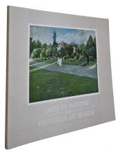 1982 American Paintings from the Parrish Art Museum Book