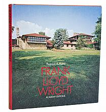 1982 Frank Lloyd Wright Book