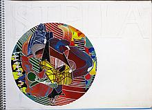 1996 Frank Stella: Work from the Leo Castelli Collection and Other Private Collections Book