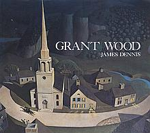 1986 Grant Wood-A Study in American Art and Culture Book