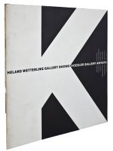 1990 Heland Wetterling Gallery Shows Noedler Gallery Artists April 7-April 24, 1990 Book