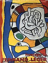 1972 Homage to Fernand Leger Book