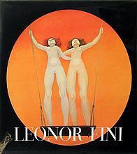 1968 Leonor Fini Peintures Book