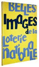 1961 Les belles Images de la Loterie Nationale (1953 - 1961) Book