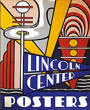 1980 Lincoln Center Posters Book