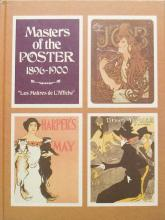 1977 Masters of the Poster 1896-1900 Book