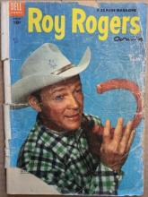 1954 Roy Rogers #80 Book