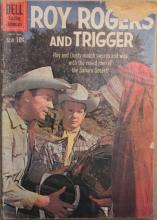 1960 Roy Rogers and Trigger #139 Book