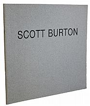 1992 Scott Burton-The Concrete Work  Book