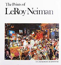 1980 The Prints of Leroy Neiman-catalogue raisonne of serigraphs and etchings Book
