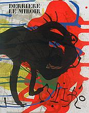 1973 Miro Derriere le Miroir, no. 203 Book