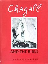 1987 Chagall and The Bible Book