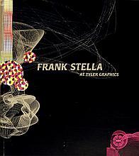 1997 Frank Stella At Tyler Graphics Book