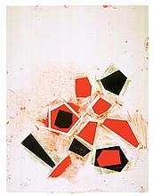 Signed 2006 Shapiro Untitled Serigraph
