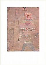 Klee General in Charge of the Barbarians Poster
