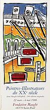 1986 Leger Peintres Illustrateurs 108 Poster