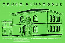 1974 Shahn Touro Synagogue Poster