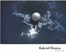 2007 Orozco Ball on Water Poster