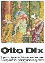 1967 Dix 3 Women Poster