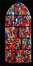 2004 Chagall Psalm 150: Praise God Poster