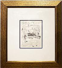 Pierre Bonnard - Au Jardin d'enfants - 1937