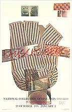 Robert Rauschenberg - National Collection of Fine Arts - 1976