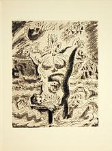 Andre Masson - Le Septieme Chant II - 1974