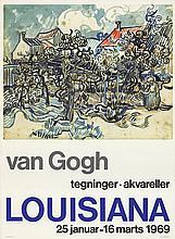 Vincent van Gogh - Louisiana - 1969