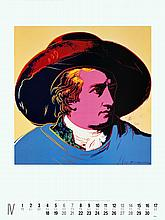 Andy Warhol - Goethe - 1991