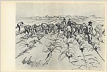 Vincent van Gogh - Paysans au Travail - 1953