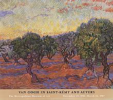Vincent van Gogh - Olive Orchard - 1999