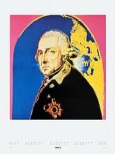 Andy Warhol - Frederick the Great - 1990