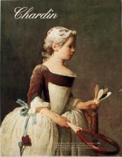 Jean Baptiste Chardin - Girl With Shuttlecock - 2000