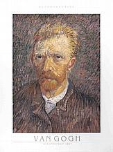 Vincent van Gogh - Self-Portrait - 1989