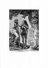 van Rijn Rembrandt - Adam and Eve - 1968