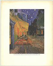 Vincent van Gogh - Cafe Terrace at Night - 1998