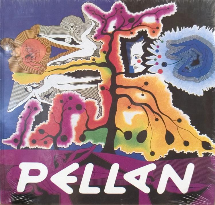 Alfred Pellan Lithographs - 1986