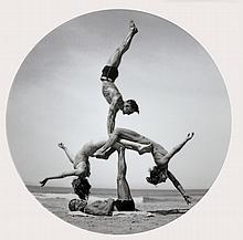 2012 Koons Untitled (W.O.W.) Plate