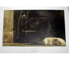 2000 Wyeth Ides Of March Poster