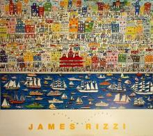 1990 Rizzi On The Waterfront Poster
