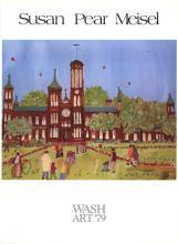 1979 Meisel Wash Art '79 Poster