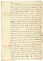 Autograph, JOHN JAY Signed 1772 New York City Land Indenture