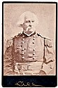 Bold General DAVID HUNTER Signed Photo Lincoln Assassination Military Commission