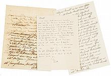 1782 EDMOND CITIZEN GENET Autograph Letter Signed To U.S. Rep. Henry Laurens