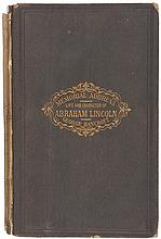1866 Bancroft's Abraham Lincoln Memorial Address